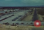 Image of aircraft parked Vietnam, 1965, second 6 stock footage video 65675064022