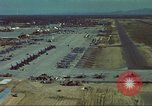 Image of aircraft parked Vietnam, 1965, second 8 stock footage video 65675064022