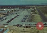Image of aircraft parked Vietnam, 1965, second 9 stock footage video 65675064022