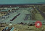 Image of aircraft parked Vietnam, 1965, second 10 stock footage video 65675064022