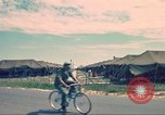 Image of traffic on road Vietnam, 1965, second 9 stock footage video 65675064025