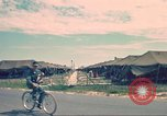 Image of traffic on road Vietnam, 1965, second 10 stock footage video 65675064025