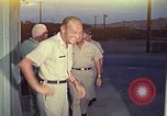 Image of General Paul McConnell Vietnam, 1966, second 1 stock footage video 65675064050