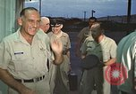 Image of General Paul McConnell Vietnam, 1966, second 6 stock footage video 65675064050