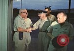 Image of General Paul McConnell Vietnam, 1966, second 8 stock footage video 65675064050