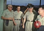 Image of General Paul McConnell Vietnam, 1966, second 10 stock footage video 65675064050