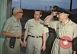 Image of General Paul McConnell Vietnam, 1966, second 11 stock footage video 65675064050