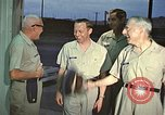 Image of General Paul McConnell Vietnam, 1966, second 12 stock footage video 65675064050