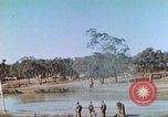 Image of 1st US Marine Division training camp Australia, 1943, second 10 stock footage video 65675064082
