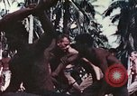 Image of 5th Marine Regiment Pavuvu Island Russell Islands Solomon Islands, 1944, second 8 stock footage video 65675064086
