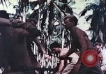 Image of 5th Marine Regiment Pavuvu Island Russell Islands Solomon Islands, 1944, second 9 stock footage video 65675064086