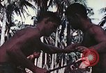 Image of 5th Marine Regiment Pavuvu Island Russell Islands Solomon Islands, 1944, second 11 stock footage video 65675064086