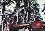 Image of 5th Marine Regiment Pavuvu Island Russell Islands Solomon Islands, 1944, second 12 stock footage video 65675064086