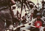 Image of 5th Marine Regiment Pavuvu Island Russell Islands Solomon Islands, 1944, second 2 stock footage video 65675064088