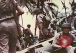 Image of 5th Marine Regiment Pavuvu Island Russell Islands Solomon Islands, 1944, second 3 stock footage video 65675064088