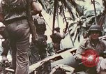 Image of 5th Marine Regiment Pavuvu Island Russell Islands Solomon Islands, 1944, second 4 stock footage video 65675064088