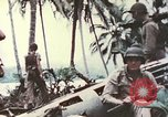 Image of 5th Marine Regiment Pavuvu Island Russell Islands Solomon Islands, 1944, second 6 stock footage video 65675064088
