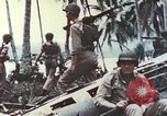 Image of 5th Marine Regiment Pavuvu Island Russell Islands Solomon Islands, 1944, second 7 stock footage video 65675064088