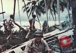 Image of 5th Marine Regiment Pavuvu Island Russell Islands Solomon Islands, 1944, second 9 stock footage video 65675064088