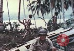 Image of 5th Marine Regiment Pavuvu Island Russell Islands Solomon Islands, 1944, second 10 stock footage video 65675064088