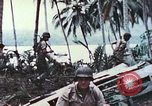 Image of 5th Marine Regiment Pavuvu Island Russell Islands Solomon Islands, 1944, second 12 stock footage video 65675064088