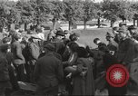 Image of Captured German soldiers Turin Italy, 1945, second 6 stock footage video 65675064100