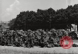 Image of captured German soldiers Turin Italy, 1945, second 5 stock footage video 65675064101