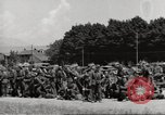 Image of captured German soldiers Turin Italy, 1945, second 7 stock footage video 65675064101