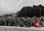 Image of captured German soldiers Turin Italy, 1945, second 8 stock footage video 65675064101