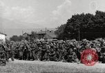 Image of captured German soldiers Turin Italy, 1945, second 10 stock footage video 65675064101