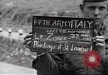 Image of 5th United States Army Saint Leonhard Italy, 1945, second 1 stock footage video 65675064102