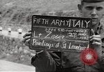 Image of 5th United States Army Saint Leonhard Italy, 1945, second 7 stock footage video 65675064102