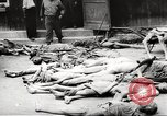 Image of dead bodies Germany, 1945, second 2 stock footage video 65675064121
