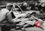 Image of dead bodies Germany, 1945, second 11 stock footage video 65675064121