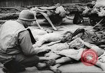 Image of dead bodies Germany, 1945, second 12 stock footage video 65675064121
