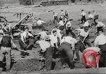 Image of dead bodies Germany, 1945, second 9 stock footage video 65675064123
