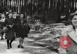Image of Buchenwald Concentration Camp atrocities Germany, 1945, second 4 stock footage video 65675064125