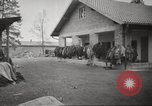 Image of Dachau Concentration Camp Germany, 1945, second 2 stock footage video 65675064127