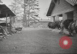 Image of Dachau Concentration Camp Germany, 1945, second 9 stock footage video 65675064127