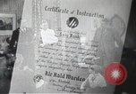 Image of air raid drill Arkansas United States USA, 1942, second 1 stock footage video 65675064137
