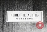 Image of Homer M Adkins Arkansas United States USA, 1942, second 4 stock footage video 65675064140