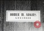 Image of Homer M Adkins Arkansas United States USA, 1942, second 5 stock footage video 65675064140