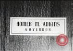Image of Homer M Adkins Arkansas United States USA, 1942, second 6 stock footage video 65675064140
