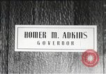 Image of Homer M Adkins Arkansas United States USA, 1942, second 7 stock footage video 65675064140