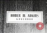 Image of Homer M Adkins Arkansas United States USA, 1942, second 8 stock footage video 65675064140