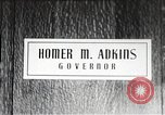 Image of Homer M Adkins Arkansas United States USA, 1942, second 9 stock footage video 65675064140