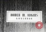 Image of Homer M Adkins Arkansas United States USA, 1942, second 10 stock footage video 65675064140