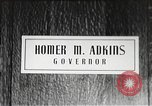 Image of Homer M Adkins Arkansas United States USA, 1942, second 11 stock footage video 65675064140