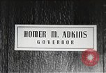 Image of Homer M Adkins Arkansas United States USA, 1942, second 12 stock footage video 65675064140