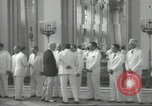 Image of Cordell Hull Havana Cuba, 1940, second 7 stock footage video 65675064152